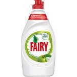 Средство для мытья посуды FAIRY Зеленое яблоко, 450 мл