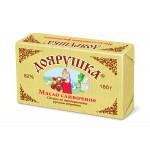 Масло сливочное ДОЯРУШКА 82% 180 гр