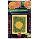 Сыр полутвердый десертный AMYGA Апельсин, фисташки 45%, 150 г