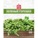 Зеленый горошек FINE LIFE, 400 г