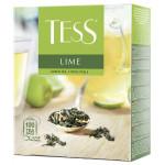 Чай пакетированный TESS Lime, 100х1,5 г