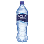 Вода газированная AQUBA Minerale, 1 л