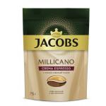 Кофе JACOBS MILLICANO Crema Espresso 75 г