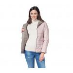 Куртка JLAB женская розовая серая