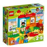 Контруктор LEGO DUPLO Детский сад 10833, 2-5 лет