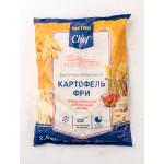 Картофель фри METRO CHEF 6Х6 2,5 кг