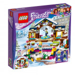 Конструктор LEGO FRIENDS 41322 Каток, 6-12 лет