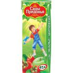 Сок САДЫ ПРИДОНЬЯ Яблоко-шиповник, 0,2 л