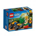 Конструктор LEGO CITY 60156 Багги, 5-12 лет