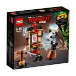 Конструктор LEGO NINJAGO 70606, 6-14 лет