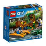 Конструктор LEGO CITY 60157 Джунгли, 5-12 лет