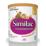 Молочная смесь SIMILAC гипоалленный 1, 400г