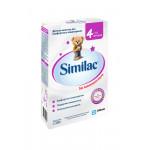 Заменитель грудного молока SIMILAC 4 для малышей 18 месяцев, 350 г