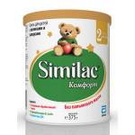 Детская смесь SIMILAC комфорт 2 375 г