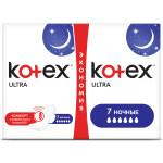 Ультратонкие прокладки KOTEX Ultra ночные, 14 шт