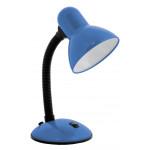 Светильник настольный СТО2 синий