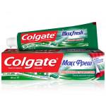 Зубная паста COLGATE Max Fresh с Освежающими Кристаллами, 100 мл
