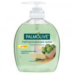 Жидкое мыло PALMOLIVE Нейтрализующее запах с антибактериальным эффектом, 300 мл