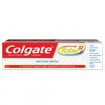 Зубная паста COLGATE Total 12 Чистая мята, 75 мл