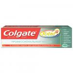 Зубная паста COLGATE Total 12 Профессиональная чистка, 75 мл