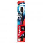 Зубная щетка COLGATE 360 Древесный уголь Средней жесткости