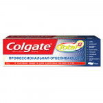 Зубная паста COLGATE Total 12 Профессиональная отбеливающая, 75 мл