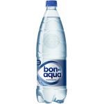 Питьевая вода BONAQUA газированная, 1л