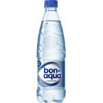 Питьевая вода BONAQUA газированная, 0,5л