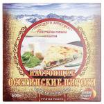 Пирог АЛАНИЯ ПРОДУКТ Осетинский с листьями свеклы и сыром, 500 г