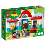 Конструктор LEGO 10868 Конюшня на ферме