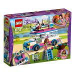 Конструктор LEGO 41333 Лаборатория Оливии