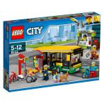Конструктор LEGO 60154 Автобусная остановка