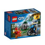Конструктор LEGO 60170 Погоня на джипах