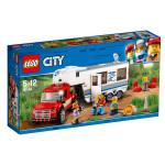 Конструктор LEGO 60182 Дом на колесах