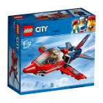 Конструктор LEGO 60177 Реактивный самолёт
