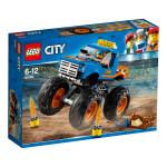 Конструктор LEGO 60180 Монстр-трак