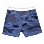 Трусы для мальчиков BURLESKO АК028 синий, 146-152