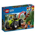 Конструктор LEGO 60181 Лесной трактор