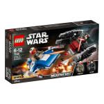 Конструктор LEGO 75196 Истребитель типа А