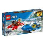 Конструктор LEGO 60176 Погоня по реке