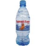 Вода ГОРЯЧИЙ КЛЮЧ Негазированная вода 0,5 л