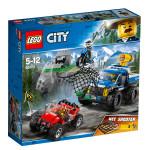 Конструктор LEGO 60172 Погоня по грунту
