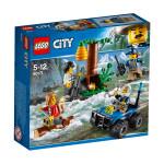 Конструктор LEGO 60171 Убежище в горах