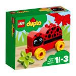 Конструктор LEGO 10859 Божья коровка