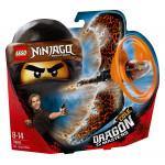 Конструктор LEGO 70645 Коул мастер дракона