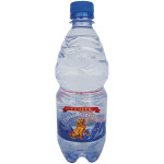 ГОРЯЧИЙ КЛЮЧ Газированная вода 0,5 л