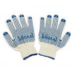 Перчатки BILOXXI рабочие х/б, 6 пар