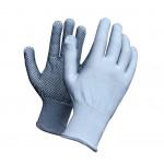 Перчатки нейлоновые с ПВХ, 5 пар