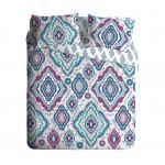 Комплект постельного белья ЭКОДОМ Восток 2-спальный семейный