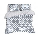 Комплект постельного белья ВАСИЛИСА евро, 2-спальный